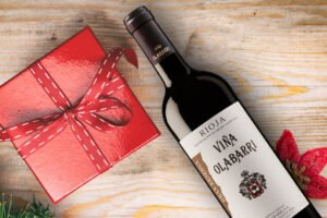 Regalar vino