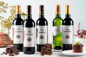 Vino y chocolate, combinación perfecta