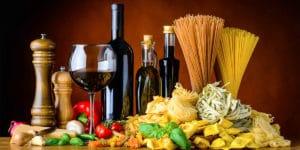 La importancia del vino en la dieta mediterránea